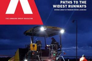 Ammann Customer Magazine - March 2018