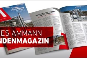 Ammann customer magazine - SEPTEMBER 2020