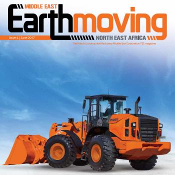 Earthmoving Middle East June 2017