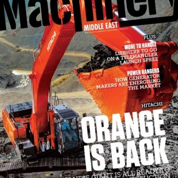 Hitachi Orange is back in the UAE