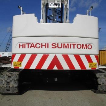 HERBOSCH-KIERE expands fleet with two new Hitachi-Sumitomo cranes