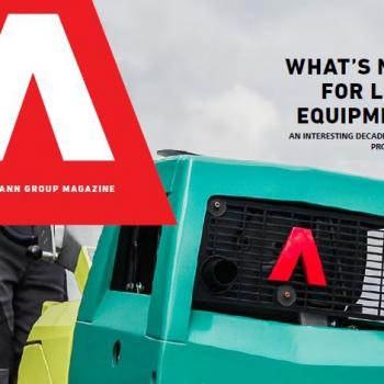 AMMANN Customer Magazine - December 2018