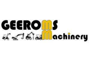 Geeroms Machinery