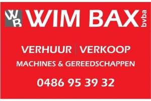 Wim Bax bvba