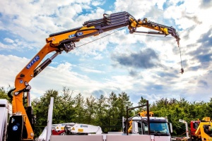 Grues pour camions