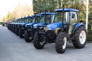 Landbouwtractoren