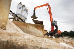 Luyckx - Material handling excavators