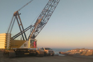 Bestelling Aertssen Services Middle East
