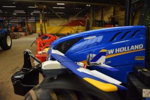 Hooibeekhoeve investeert in tractoren én in precisielandbouw