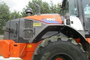 Hitachi Wiellader ZW180-6 AGRI
