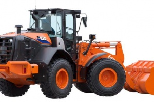 Hitachi fine-tunes ZW150-6 wheel loader to perfection
