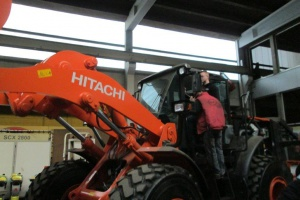Opleiding mekaniekers Hitachi graafmachines