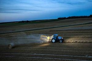 De New Holland T6.175 zet records neer tijdens testmetingen