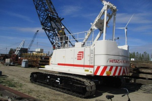 HERBOSCH-KIERE expands fleet with two new Hitachi-Sumitomo cranes