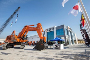 OPENING new facilities Middle East Crane