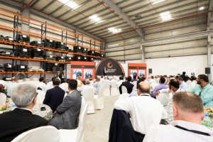 OPENING nieuwe bedrijfsgebouwen Middle East Crane