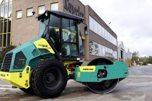 Nieuwe AMMANN 7 tons kofferwals type ARS 70