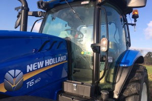 NEW HOLLAND T6.160 EC