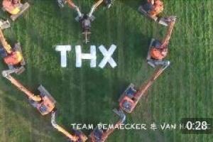 Demaecker & Vanhaecke steekt verzorgend personeel hart onder de riem