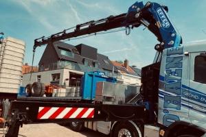 Levering Effer 1255-9S aan D'Haene grond-, beton- en afbraakwerken