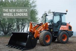 Nieuwe Kubota videos