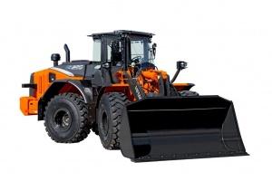 Take control with Hitachi ZW-7 wheel loaders