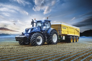 "New Holland introduceert nieuwe T7 Heavy Duty op ""INTELLIGENT FARMING ALL_WAYS"" evenement"