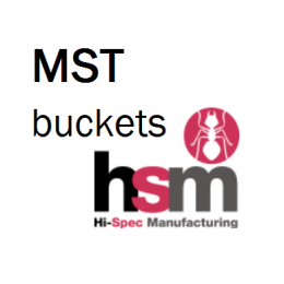 MST Hi Spec buckets