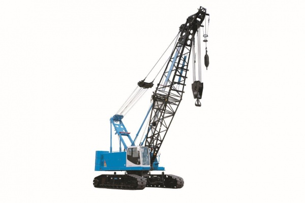 Lifting capacity: 90 x 4.0 t x m