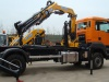 Lifting capacity: 11,58 t x m