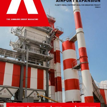 Ammann group magazine - October 2017
