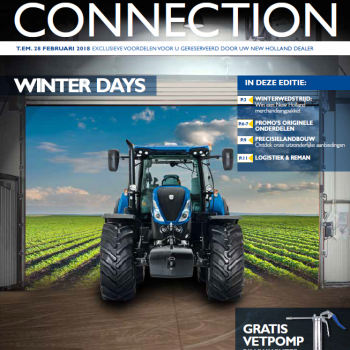 New Holland Connection Magazine Winter 2017 - 2018