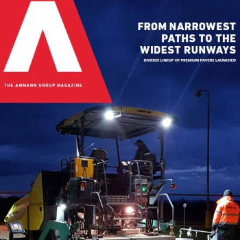 Ammann Customer Magazine - March 2018