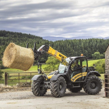 NEW HOLLAND introduceert nieuwe TH-serie verreikers