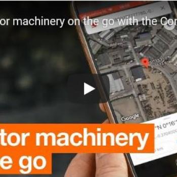 HITACHI makes remote fleet monitoring easy