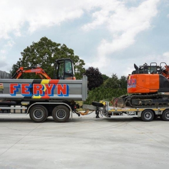 Feryn expands its sales to prefabricated garage boxes