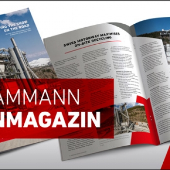 Ammann klantenmagazine - SEPTEMBER 2020