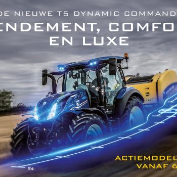 Promotie:  De nieuwe T5 Dynamic Command