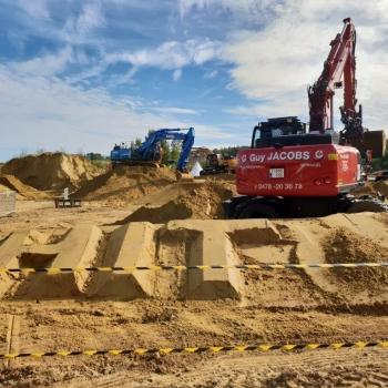 Will Guy Jacobs be the #excavatorhero2021?