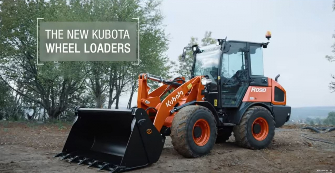 New Kubota films