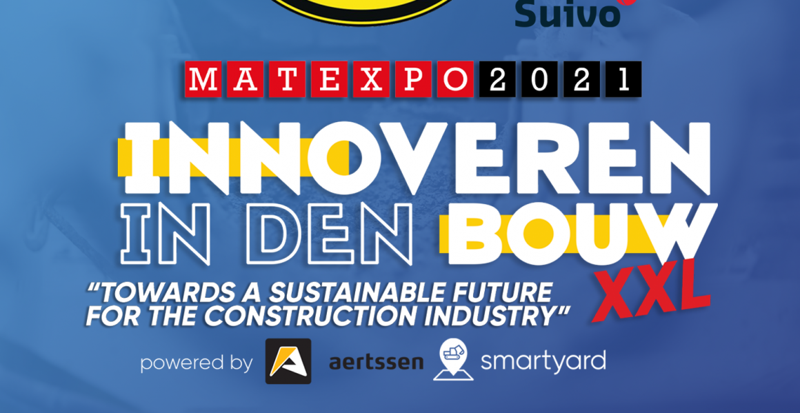 At Matexpo : exclusie seminar on the sustainable future of construction